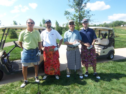2008 NAIOP Fall Golf Tournament