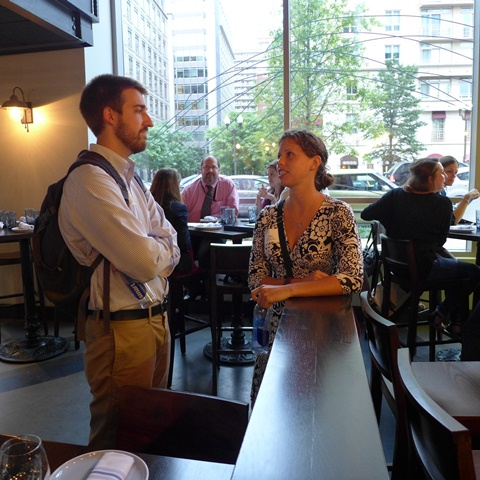 DL Project Tour and Happy Hour Liberty Center