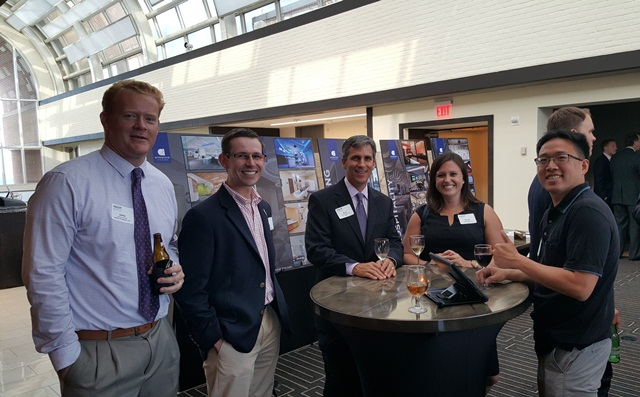 2015 Summer Reception