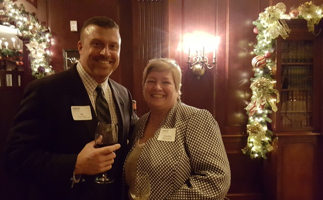 Mentor Program 2016 Holiday Reception