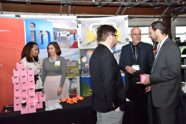 NAIOP Bus Tour and Trade Show