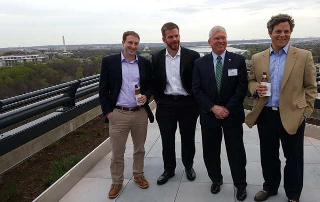 NAIOP Northern Virginia YREP Reception at Potomac Towers